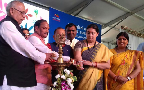 Jamshedpur :: 2nd Ground Breaking Ceremony of momentum jharkhand
