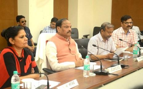 every villege of Jharkhand will be digital :: raghuvar das ( cm, Jharkhand )