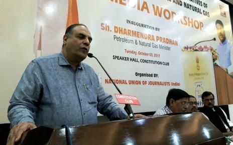 दिल्ली से अच्छी पत्रकारिता ग्रामीण क्षेत्रों में : आलोक मेहता (वरिष्ठ पत्रकार )