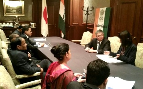 We are ready to support for the development of jharkhand : Osaka industrial community