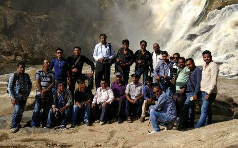 पर्यटन पर्व के अंतर्गत फोटोवाक का आयोजन किया गया जिसमें 25 फोटोग्राफर तथा विद्यार्थियों ने हिस्सा लिया।