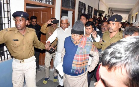Lalu yadav and other 16 accused will be sentenced tomorrow