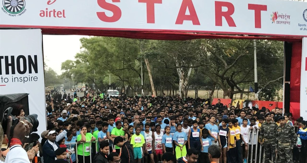 Fourth edition of Ranothon in ranchi