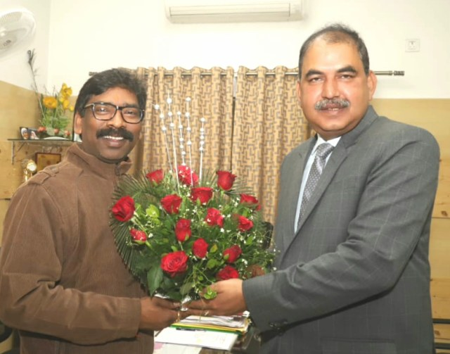 Soon Information Commissioners will appointed: Hemant Soren