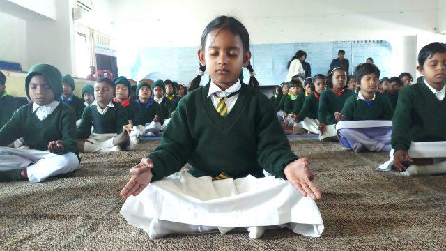 Yoga padmasana