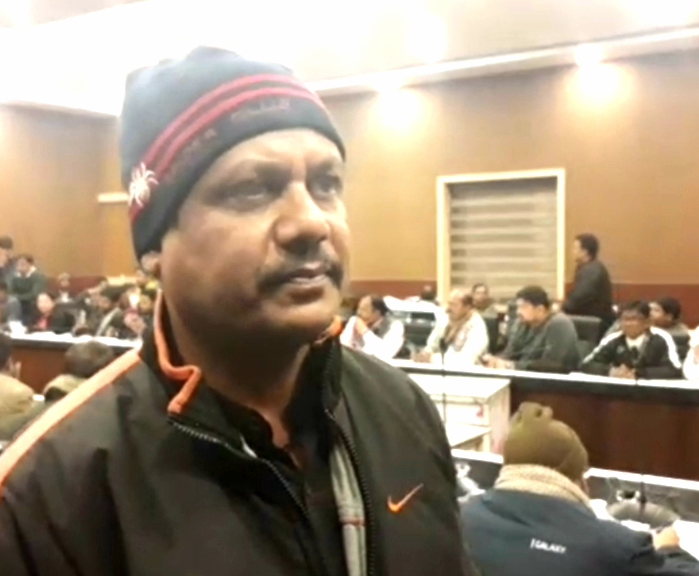 Ranchi press club election 2020 : rajesh singh elected as president once again
