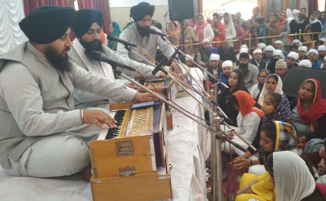 Special diwan on occassion of 353rd prakash parv of sri guru gobind Singh jee