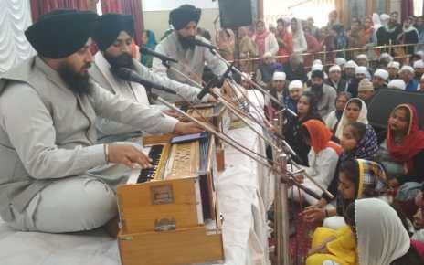 Special diwan on occassion of 353rd prakash parv of sri guru gobind Singh jee