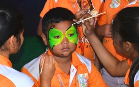 Rangotsav 2020 on occassion of holi and international women's day