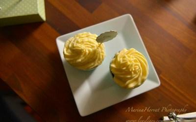 Foodfotografie-Cupcakes