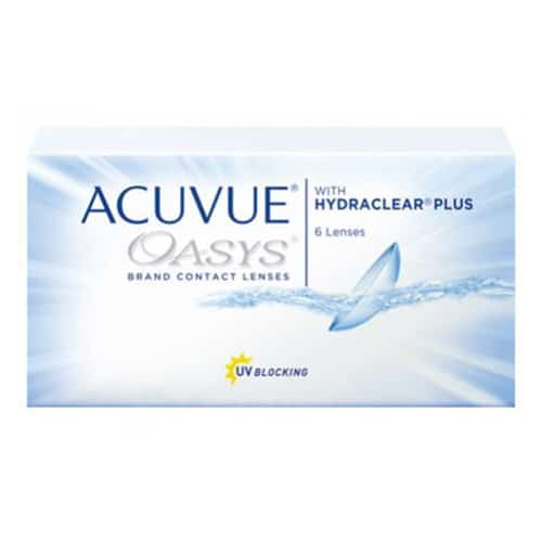 Acuvue Oasys Lens