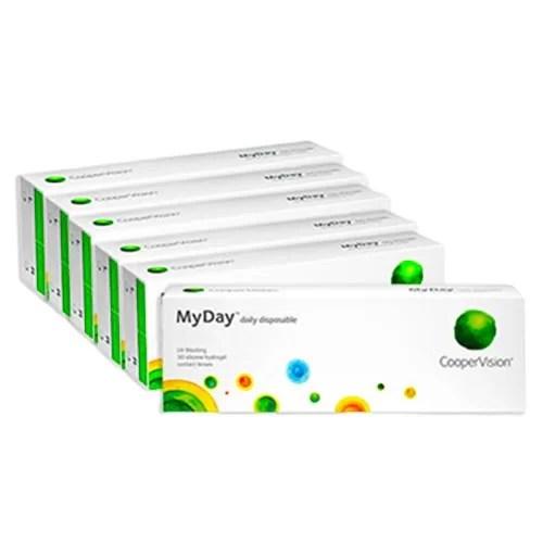 MyDay Kampanya 6 Kutu, günlük lens fiyatı, myday günlük lens fiyatı