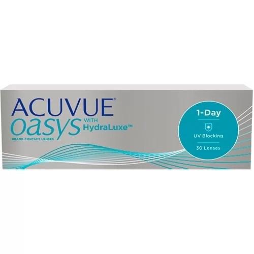 Acuvue Oasys 1 Day Günlük Lens, günlük lens fiyatı, acuvue günlük lens fiyatı, oasys günlük lens fiyatı