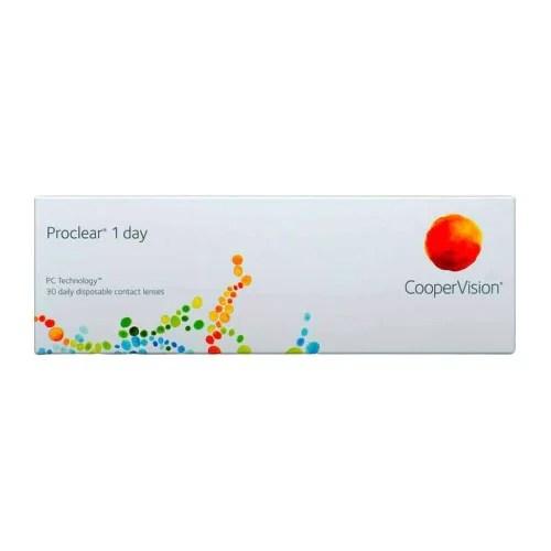 Proclear 1 day, günlük lens fiyatlaı, proclear günlük lens fiyatı