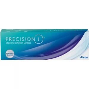precision 1 günlük lens