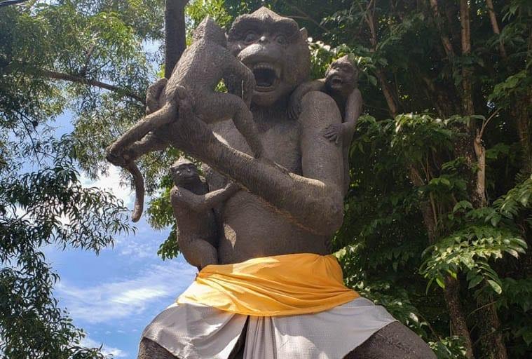 Street Scenes of Ubud