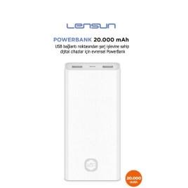 Lensun Power Bank