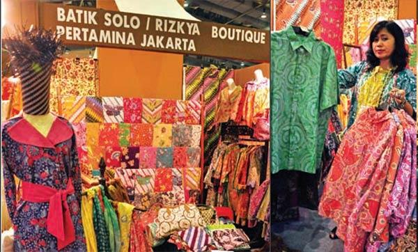 Mendongkrak Pamor Batik Lawasan