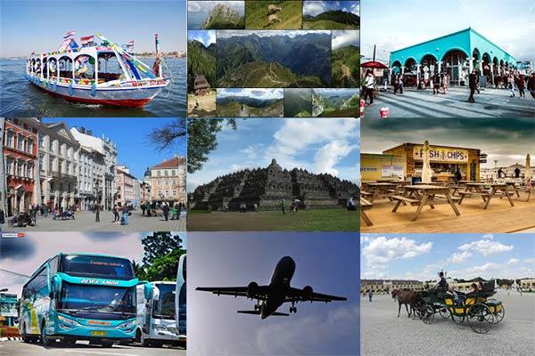 Industri Pariwisata