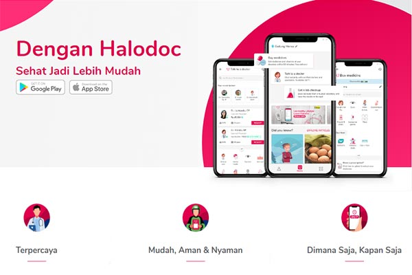 Halodoc Konsultasi Dokter Online
