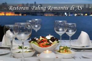 Restoran Paling Romantis di Amerika Serikat