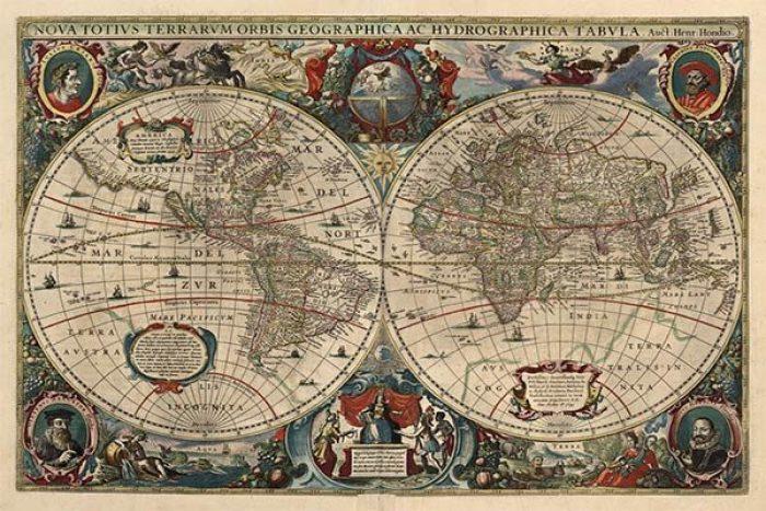 Ruang Lingkup Kajian Ilmu Geografi