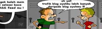 blogging blogger