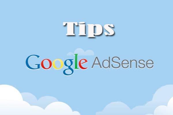 Tips Google Adsense