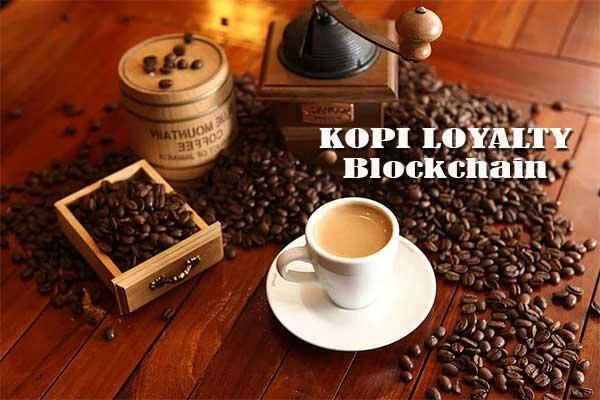 Kopi Blockchain dan Kopi Loyalty