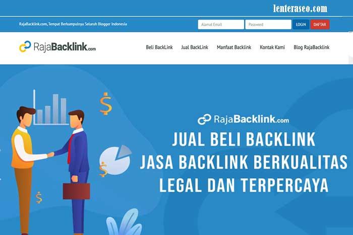RajaBacklink.com Tempatnya Jasa Backlink