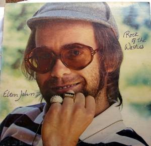 Elton John - Rock Of The Westies (1975)