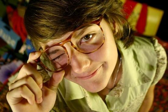 Óculos da Mallu Magalhães