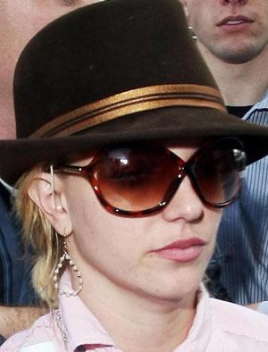 Britney Spears - Tom Ford