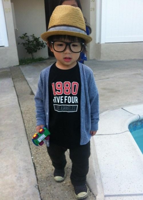 Menino Geek