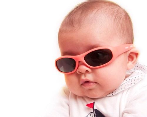 oculos de sol para bebês