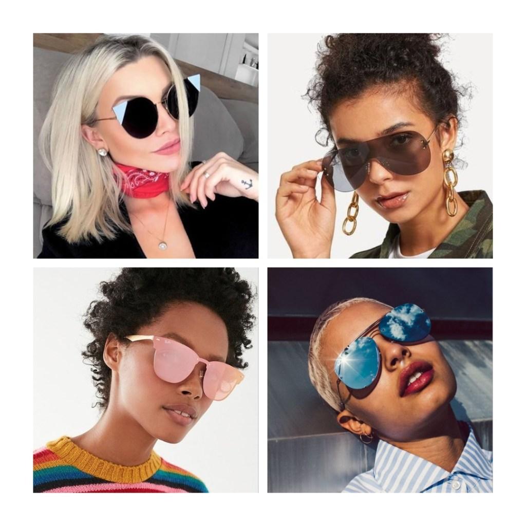 oculos lente flat