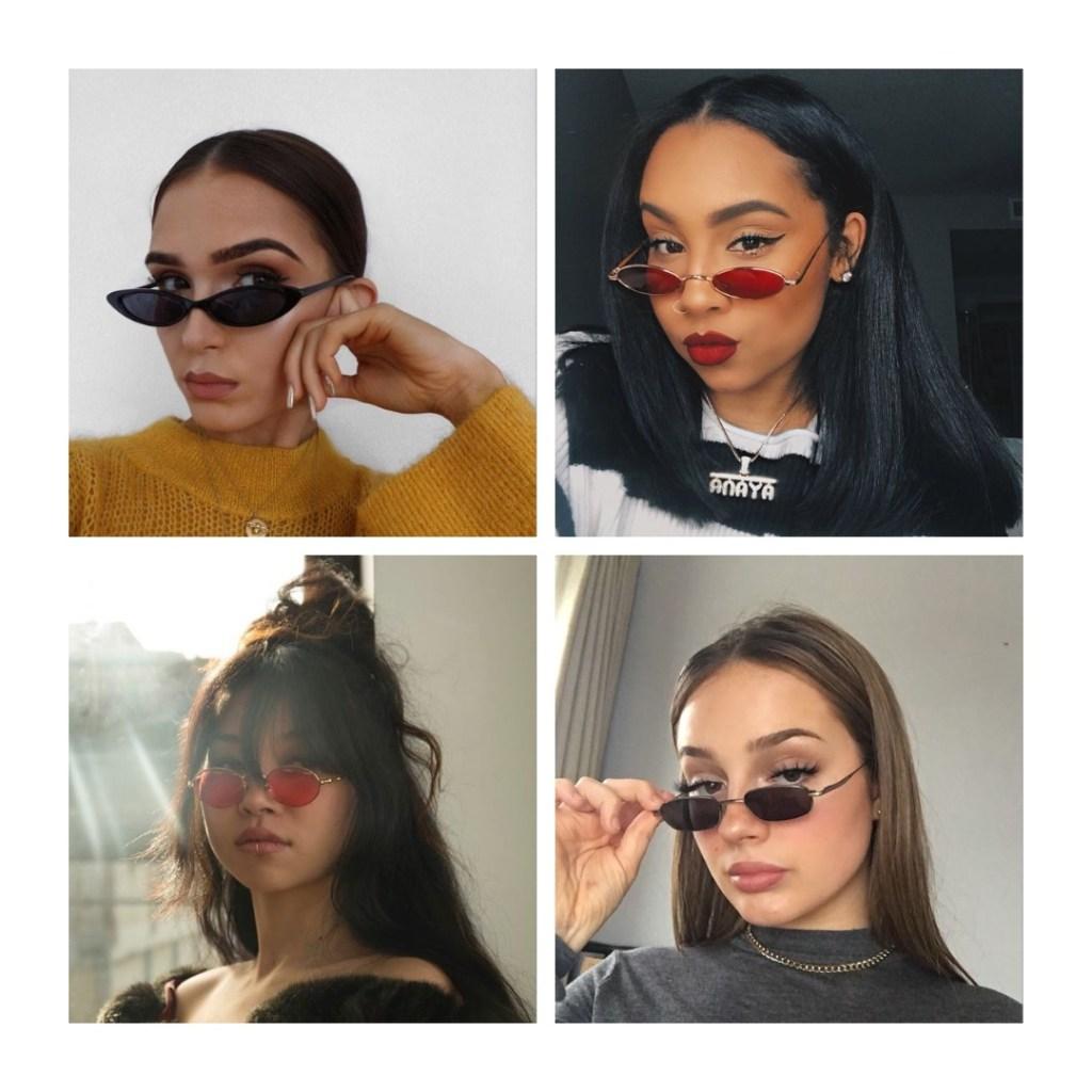 óculos mini