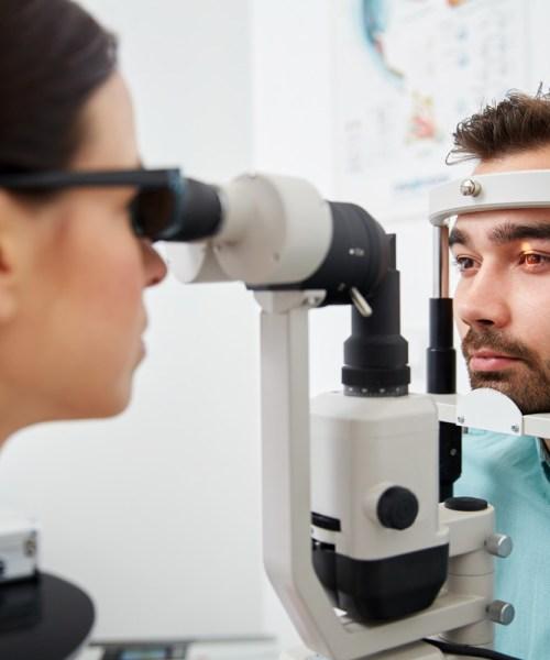 o que é hipertensão ocular
