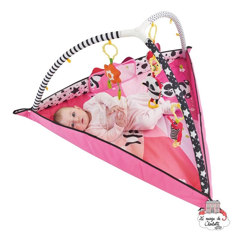 tapis d eveil babysun rose babysun le nuage de charlotte