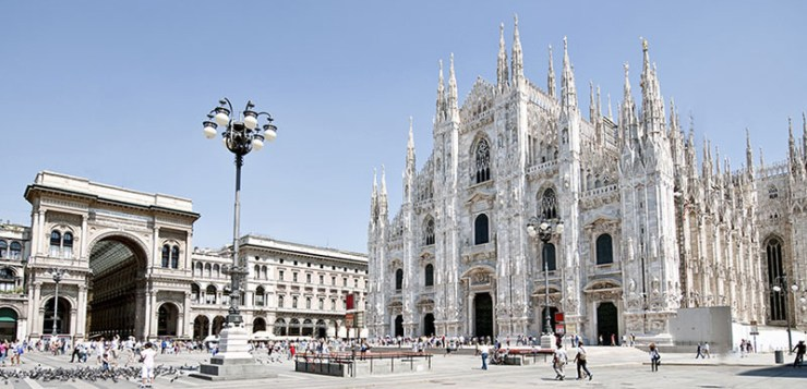 Una gita a Milano e una sorpresa per i bambini