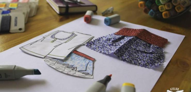 Corso fashion design per ragazzi