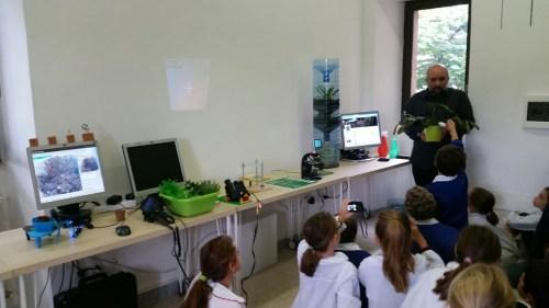 technotown laboratori bambini scientifici