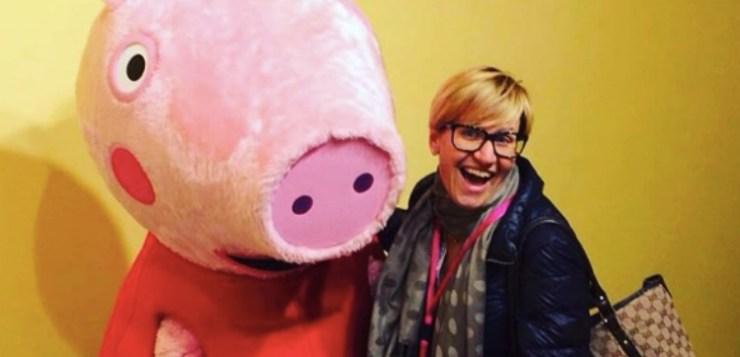 Noi, Peppa Pig e Leolandia