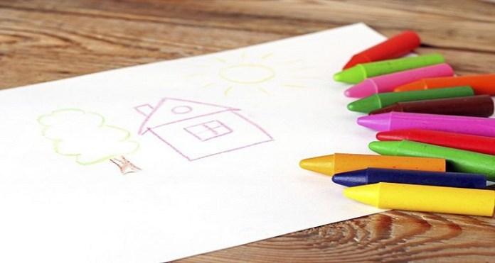 importanza del disegno per i bambini