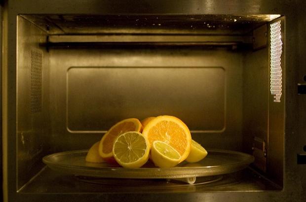 pulizia del forno