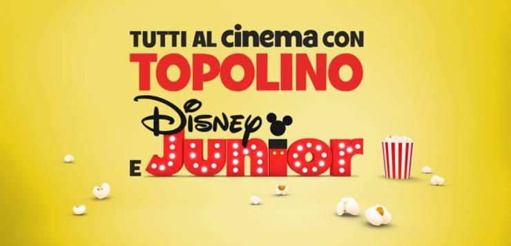 UCI Cinema: weekend con Topolino per i più piccoli