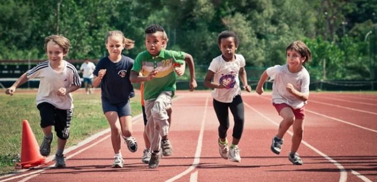 Educare i bambini allo sport