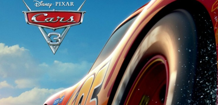 Saetta McQueen torna in pista, arriva Cars 3