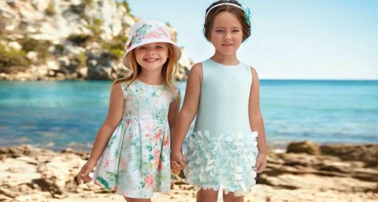 abiti eleganti da bambina