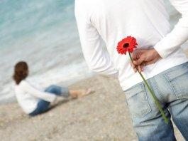 corteggiare una donna